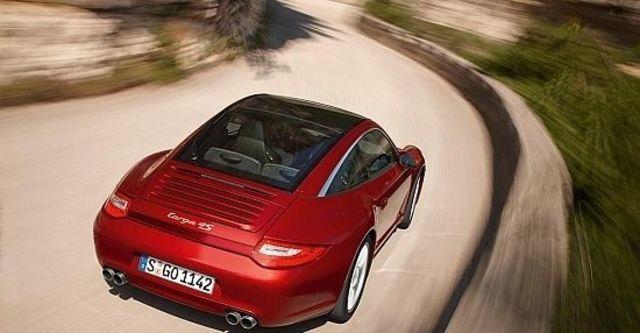 2011 Porsche 911 Targa 4S  第7張相片