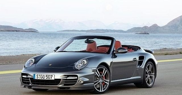 2011 Porsche 911 Turbo Cabriolet  第5張相片
