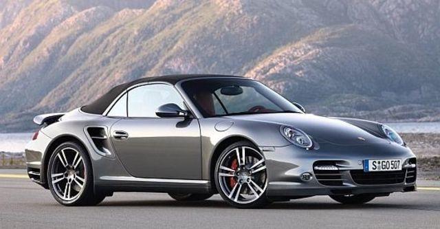 2011 Porsche 911 Turbo Cabriolet  第6張相片