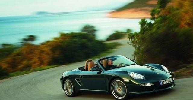 2011 Porsche Boxster 2.9  第1張相片