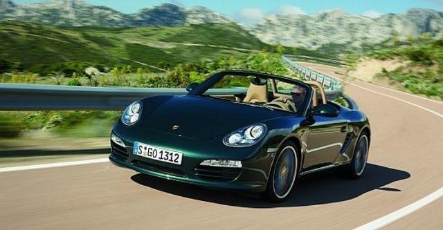 2011 Porsche Boxster 2.9  第3張相片
