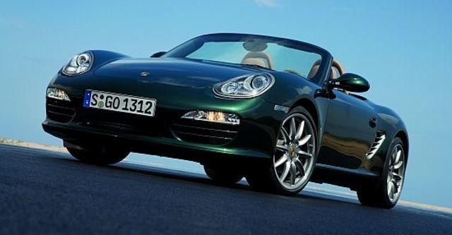 2011 Porsche Boxster 2.9  第5張相片