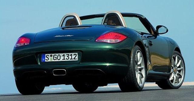 2011 Porsche Boxster 2.9  第6張相片