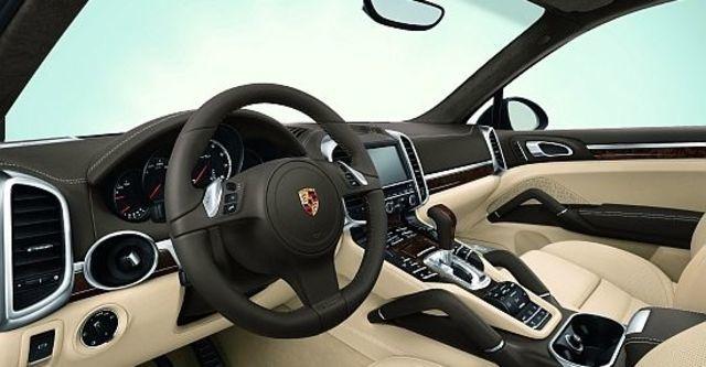 2011 Porsche Cayenne Diesel Ttptronic  第4張相片