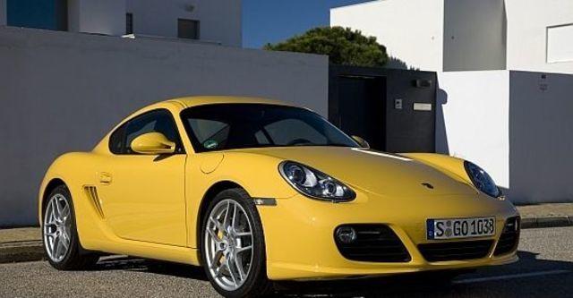 2011 Porsche Cayman S  第1張相片