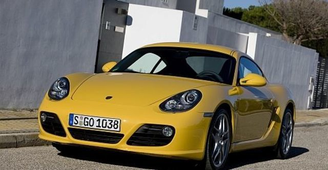 2011 Porsche Cayman S  第4張相片