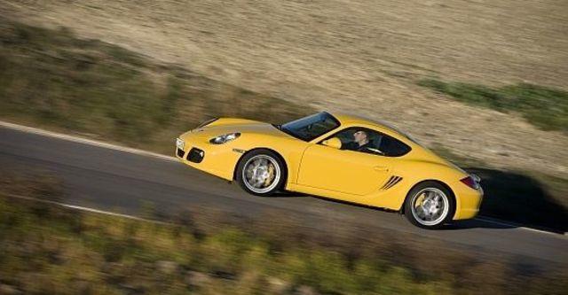 2011 Porsche Cayman S  第5張相片
