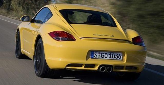 2011 Porsche Cayman S  第6張相片