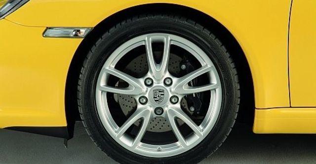 2010 Porsche 911 Carrera Cabriolet  第6張相片