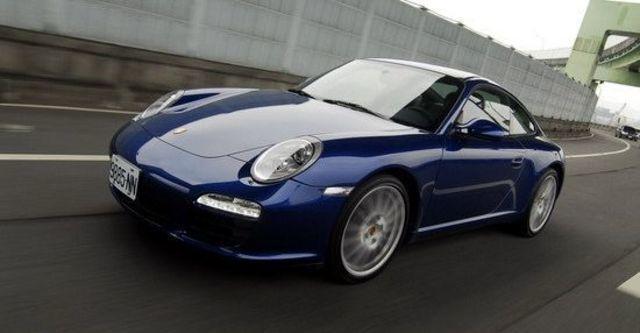 2010 Porsche 911 Carrera Coupe  第4張相片