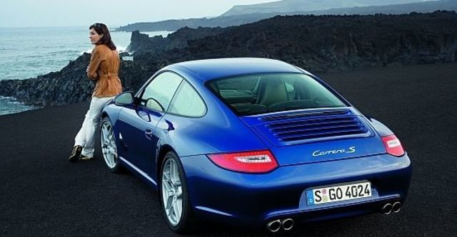 2010 Porsche 911 Carrera S  第3張相片