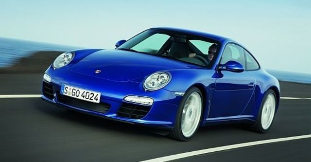 2010 Porsche 911 Carrera S  第4張相片
