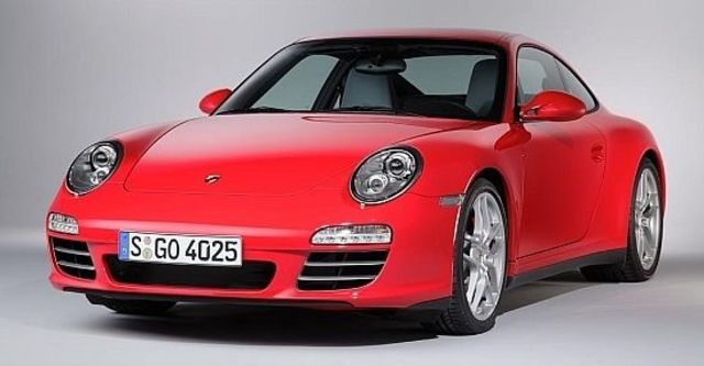 2010 Porsche 911 Carrera 4 S  第1張相片