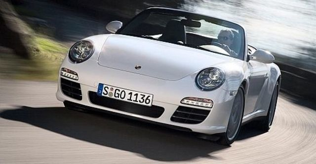 2010 Porsche 911 Carrera 4 S Cabriolet  第2張相片