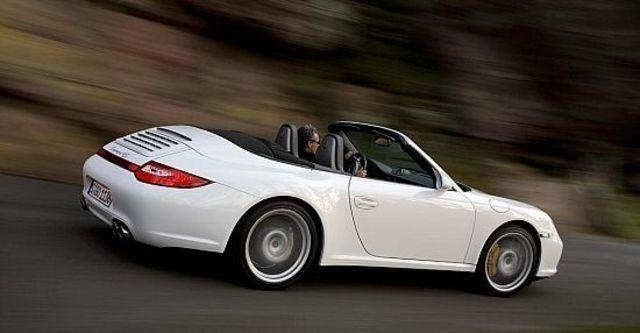 2010 Porsche 911 Carrera 4 S Cabriolet  第3張相片