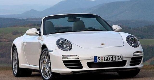 2010 Porsche 911 Carrera 4 S Cabriolet  第4張相片
