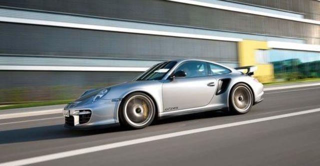 2010 Porsche 911 GT2 RS  第1張相片