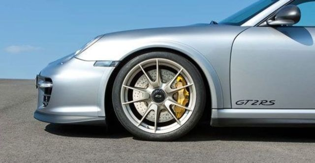 2010 Porsche 911 GT2 RS  第6張相片