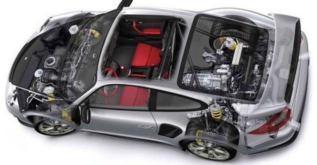 2010 Porsche 911 GT2 RS  第11張相片