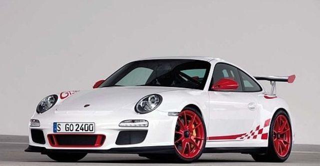 2010 Porsche 911 GT3 RS  第3張相片