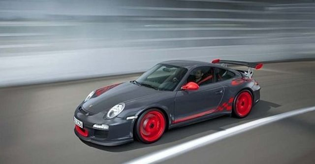 2010 Porsche 911 GT3 RS  第5張相片
