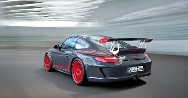 2010 Porsche 911 GT3 RS  第7張相片