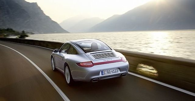 2010 Porsche 911 Targa 4  第8張相片