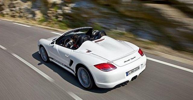 2010 Porsche Boxster Spyder  第1張相片