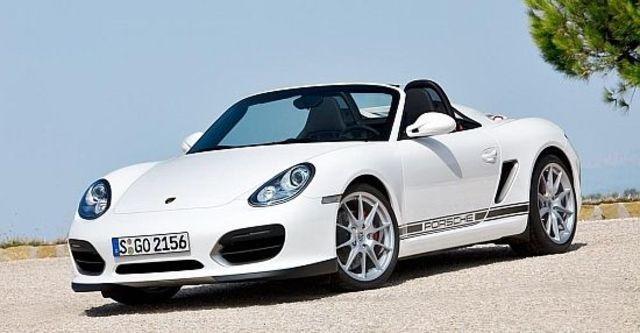 2010 Porsche Boxster Spyder  第2張相片