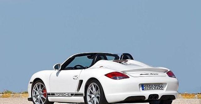 2010 Porsche Boxster Spyder  第3張相片