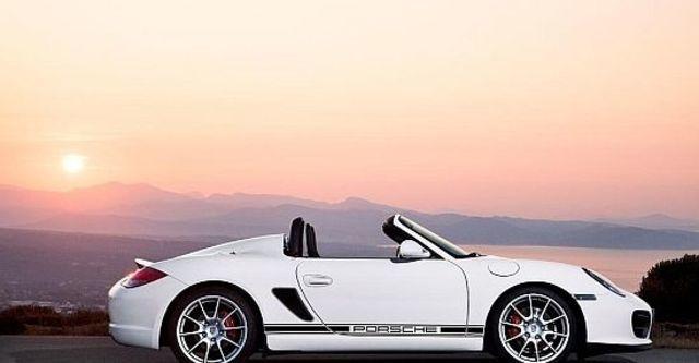 2010 Porsche Boxster Spyder  第4張相片