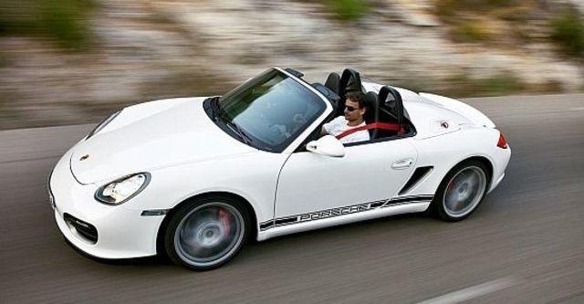 2010 Porsche Boxster Spyder  第5張相片