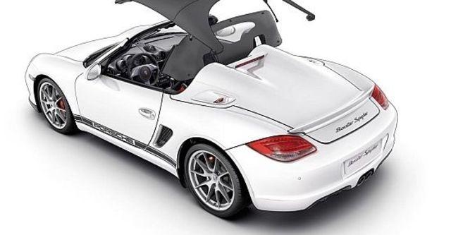 2010 Porsche Boxster Spyder  第8張相片