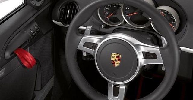 2010 Porsche Boxster Spyder  第11張相片