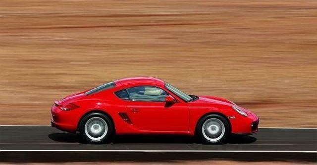 2010 Porsche Cayman 2.9  第5張相片