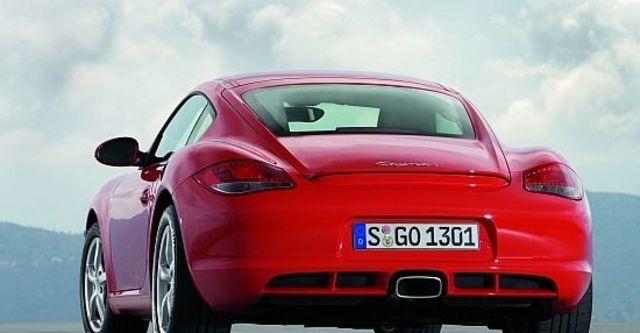 2010 Porsche Cayman 2.9  第7張相片