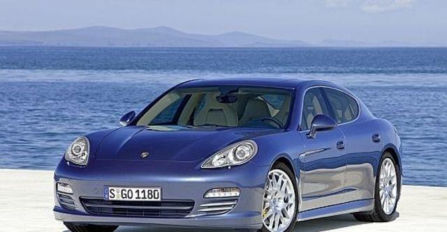 2010 Porsche Panamera 4S  第6張相片
