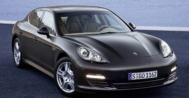 2010 Porsche Panamera S  第2張相片