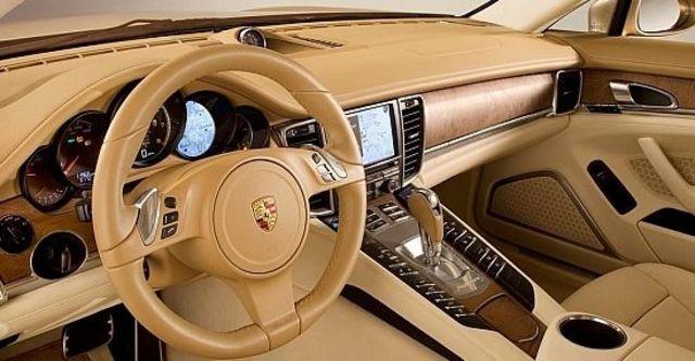 2010 Porsche Panamera S  第10張相片