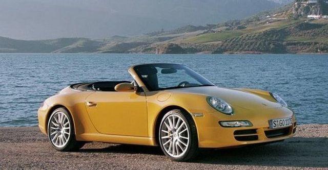 2009 Porsche 911 Carrera Cabriolet  第1張相片