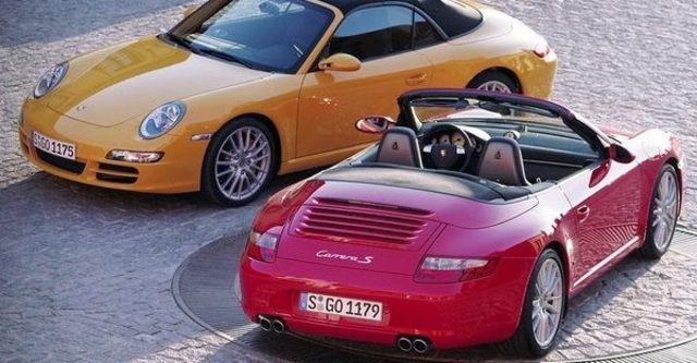 2009 Porsche 911 Carrera Cabriolet  第3張相片