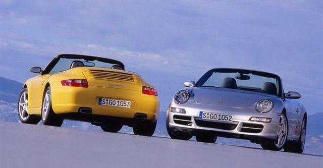 2009 Porsche 911 Carrera Cabriolet  第4張相片