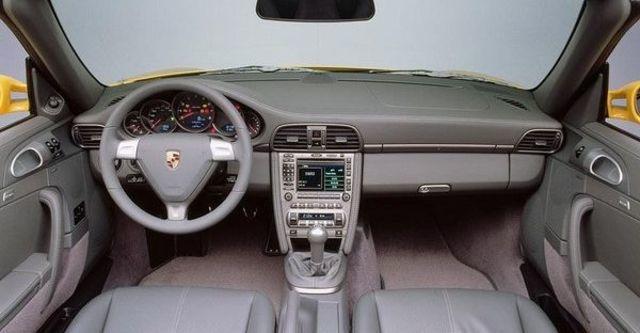 2009 Porsche 911 Carrera Cabriolet  第7張相片