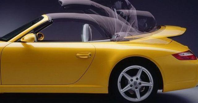2009 Porsche 911 Carrera Cabriolet  第8張相片