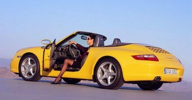 2009 Porsche 911 Carrera Cabriolet  第9張相片
