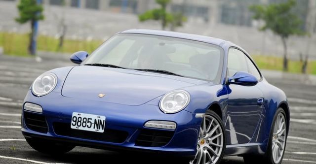 2009 Porsche 911 Carrera Coupe  第3張相片