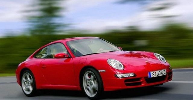 2009 Porsche 911 Carrera S  第1張相片