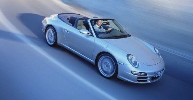 2009 Porsche 911 Carrera S Cabriolet  第6張相片