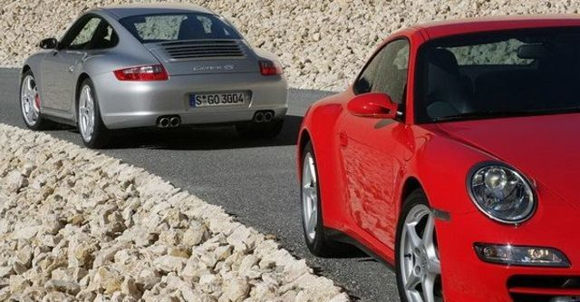 2009 Porsche 911 Carrera 4 Coupe  第5張相片