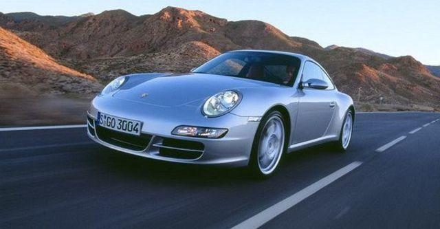 2009 Porsche 911 Carrera 4 S  第1張相片